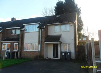 Thumbnail 2 bed flat to rent in Dormston Drive, Weoley Castle, Birmingham