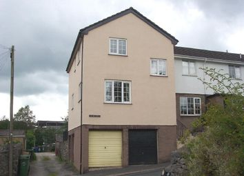 Thumbnail 3 bed town house to rent in Glebe Rise, Kendal, Cumbria