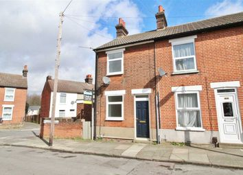 Thumbnail 2 bed end terrace house for sale in Tennyson Road, Ipswich