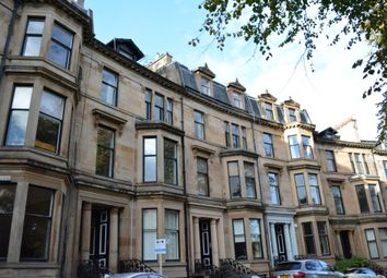 Thumbnail 1 bed flat for sale in Athole Gardens, Attic Flat, Dowanhill, Glasgow