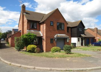 Thumbnail 4 bed detached house for sale in Gogle Close, Mattishall, Dereham