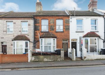 3 bed terraced house for sale in Boundary Road, Ramsgate CT11