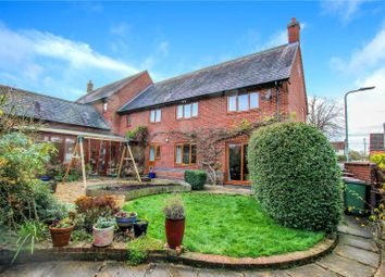 Thumbnail 5 bed semi-detached house for sale in St. Marys Close, Osgathorpe, Loughborough