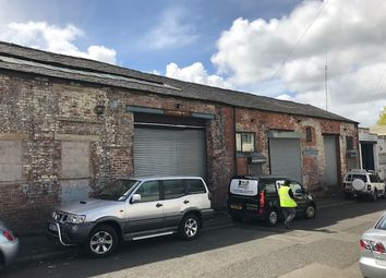 Thumbnail Industrial for sale in Unit 3, Sharples Street, Blackburn