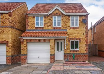 Thumbnail 3 bedroom detached house for sale in Halesworth Drive, Sunderland
