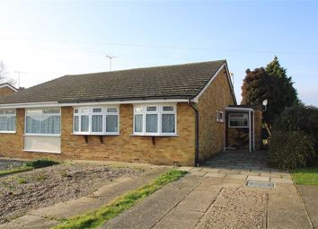 Thumbnail 2 bedroom semi-detached bungalow to rent in D'arcy Road, St. Osyth, Clacton-On-Sea