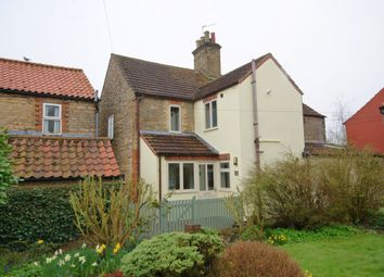 Thumbnail 2 bed cottage for sale in The Green, Ingham, Lincoln