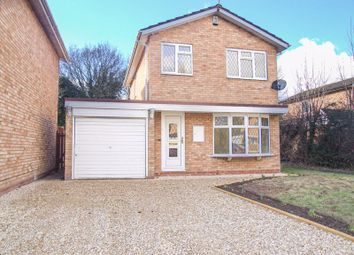 Thumbnail 3 bed detached house to rent in Norton Close, Redditch