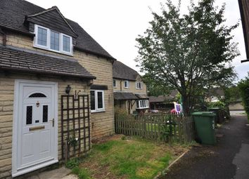 Thumbnail 2 bed terraced house to rent in Freame Close, Chalford, Stroud
