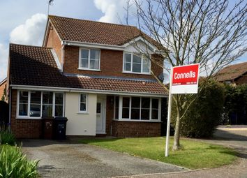 Thumbnail 3 bed detached house for sale in Tiffany Gardens, Northampton