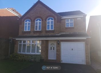 Thumbnail 4 bed detached house to rent in Chatsworth Avenue, Pontefract
