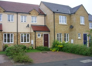 Thumbnail 2 bed terraced house to rent in Siskin Close, Royston