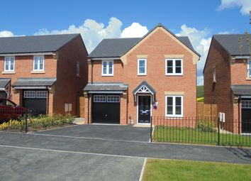 Thumbnail 4 bed detached house to rent in Nightingale Road, Guisborough