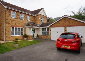 Thumbnail 4 bed detached house for sale in Ruston Drive, Royston Barnsley