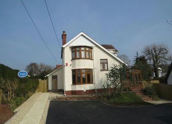 Thumbnail 3 bedroom detached house for sale in Hillyfields Way, Winscombe