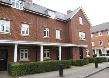 Thumbnail 4 bed town house for sale in Gabriels Square, Lower Earley, Reading