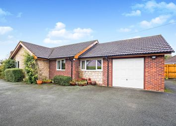 Thumbnail 4 bedroom bungalow for sale in Trefonen Road, Morda, Oswestry, Shropshire