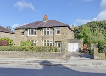 Thumbnail 3 bed semi-detached house for sale in Bacup Road, Rawtenstall, Rossendale