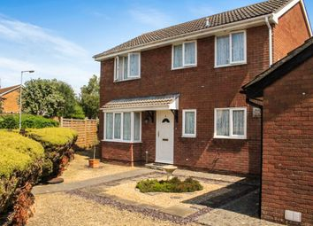 Thumbnail 4 bedroom detached house for sale in Mallow Close, Trowbridge