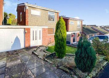 3 bed link-detached house for sale in Hillside Drive, Leek ST13
