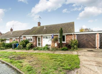 Thumbnail 2 bed bungalow for sale in Chesapeake Close, Chelmondiston, Ipswich