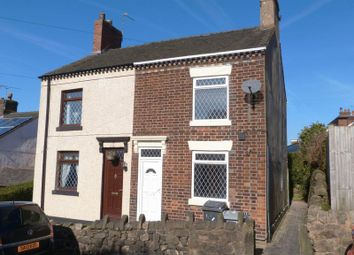 Thumbnail 2 bed semi-detached house to rent in The Hollow, Mount Pleasant, Stoke-On-Trent