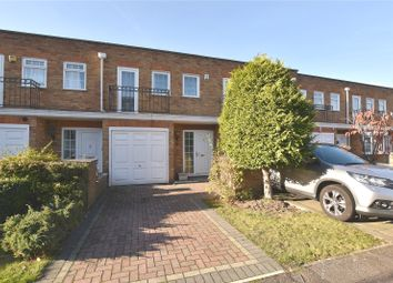 Thumbnail 3 bed terraced house for sale in Gainsborough Square, Bexleyheath, Kent