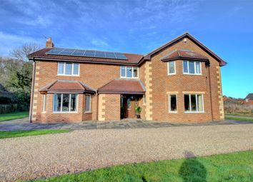 Thumbnail 4 bed detached house for sale in Grangemoor Road, Widdrington, Morpeth