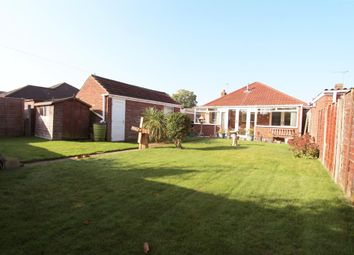 Thumbnail 3 bed detached bungalow for sale in Manor Road, North Hykeham, Lincoln