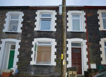 Thumbnail 4 bed terraced house to rent in Tower Street, Treforest, Pontypridd