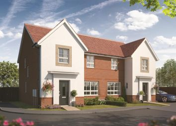 "Thumbnail 4 bedroom detached house for sale in ""Kingsley"" at Waterloo Road, Hanley, Stoke-On-Trent"