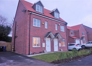 Thumbnail 3 bed semi-detached house for sale in Dominion Road, Scawthorpe, Doncaster