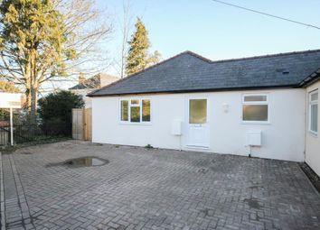 Thumbnail 2 bed semi-detached bungalow for sale in Millpit Furlong, Littleport, Ely