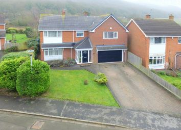 Thumbnail 4 bed detached house for sale in 53 Hampton Hill, Wellington, Telford