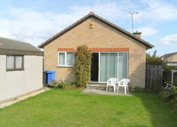 Thumbnail 2 bed detached bungalow to rent in Sandby Drive, Sheffield