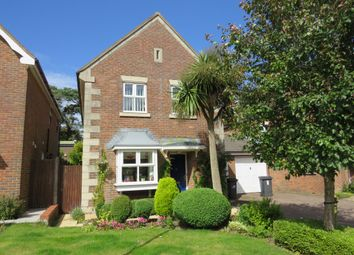Thumbnail 3 bed detached house for sale in Windlesham Close, Crowborough