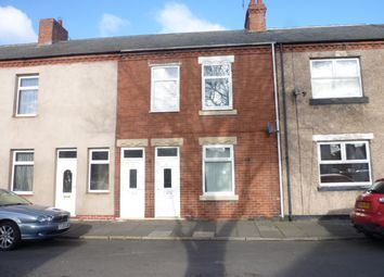 Thumbnail 2 bed flat for sale in Blyth Street, Seaton Delaval, Tyne & Wear