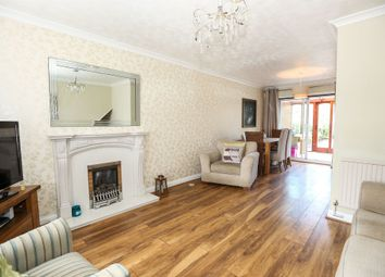 Thumbnail 3 bed semi-detached house for sale in Dursley Close, Willenhall