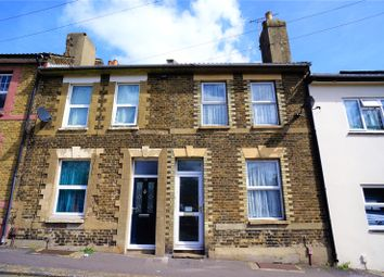 Thumbnail 2 bed terraced house for sale in Brompton Lane, Rochester, Kent