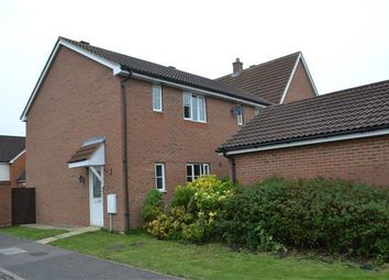 Thumbnail 3 bed end terrace house to rent in Strympole Way, Highfields Caldecote, Cambridge