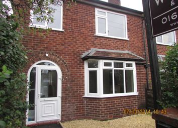 Thumbnail 3 bed semi-detached house to rent in Yeadon Rd, Gorton