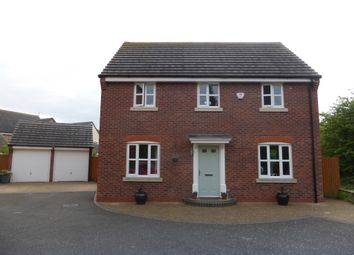 Thumbnail 4 bed detached house for sale in Gowan Close, Tamworth
