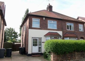 Thumbnail 3 bed semi-detached house to rent in Leyton Crescent, Beeston, Nottingham