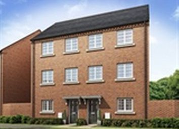 Thumbnail 4 bed semi-detached house for sale in Lavender Way, Newark
