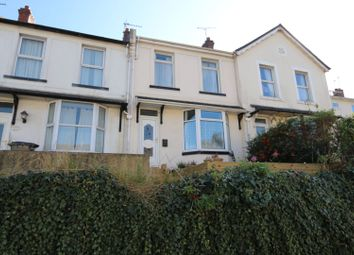 Thumbnail 3 bed terraced house for sale in Teignmouth Road, Torquay