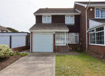 Thumbnail 3 bed end terrace house for sale in Horsefield Road, Selsey