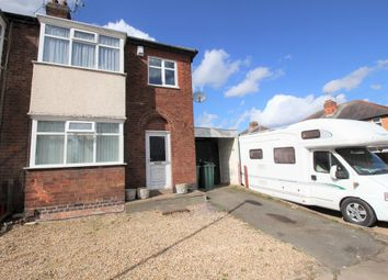 Thumbnail 3 bed semi-detached house for sale in Leyland Road, Braunstone, Leicester