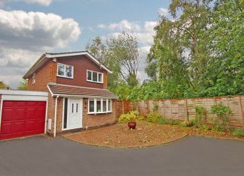 Thumbnail 3 bed detached house for sale in Broadwas Close, Redditch