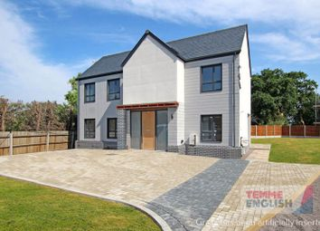 Thumbnail 4 bed detached house for sale in The Stables, Four Oaks Farm