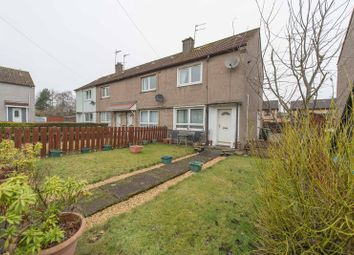 Thumbnail 2 bed terraced house for sale in Moray Drive, Linlithgow